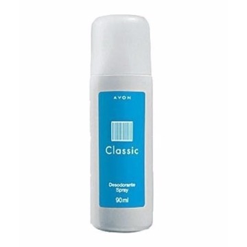 Classic Desodorante Spray 80ml