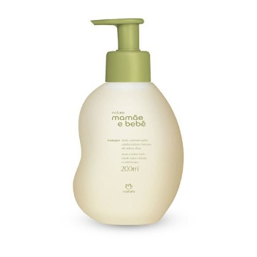 Shampoo Suave Mamãe e Bebê 200ml