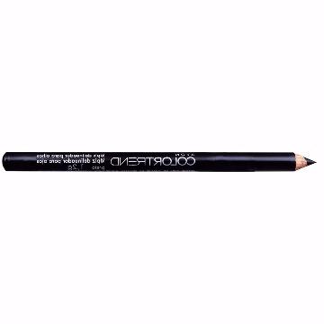 Color Trend Lápis Delineador para Olhos Preto