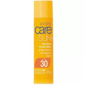 Protetor Solar Labial Avon Care Sun+ FPS 30