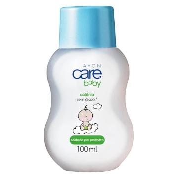 Avon Care Baby Colônia sem Álcool 100ml