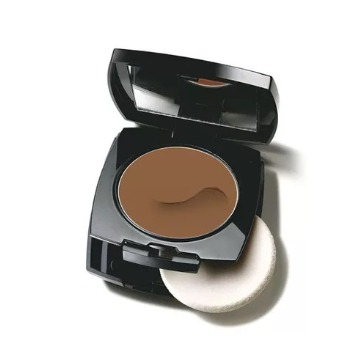Avon True Color Base Compacta Cacau