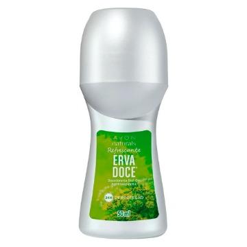 Desodorante Roll-On Naturals Erva Doce 50ml