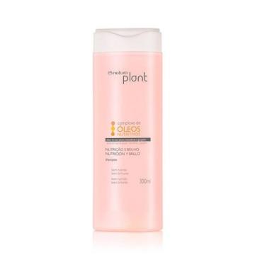 Plant Shampoo Nutrição e Brilho 300ml