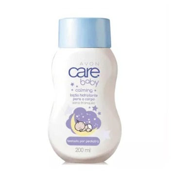 Avon Care Baby Calming Loção Hidratante 200ml
