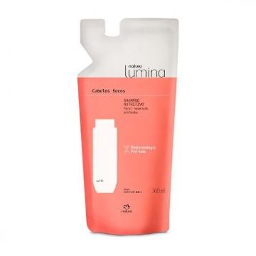 Refil Natura Lumina Shampoo Nutritivo 300ml