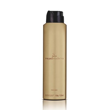 Desodorante Body Spray Aerossol Masculino Royal Madeira