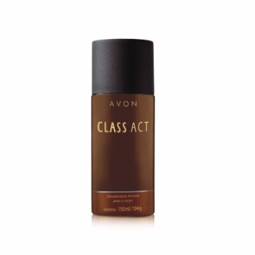 Class Act Desodorante Aerosol 150ml