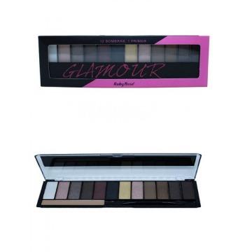 Paleta de Sombras Ruby Rose HB-9907 Glamour