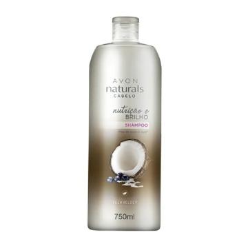 Naturals Nutrição e Brilho Shampoo 750ml