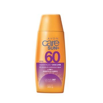Avon Care Sun+ Protetor Solar FPS 60 - 200g