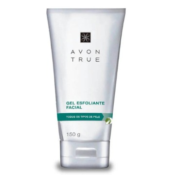 Avon True Gel Esfoliante Facial 150g