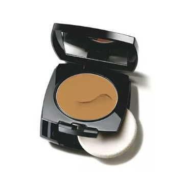 Avon True Color Base Compacta Mel Claro