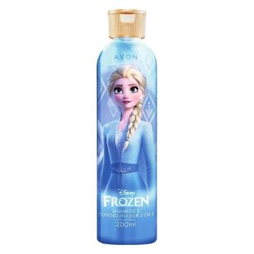 Shampoo Cabelo e Corpo Frozen 150ml