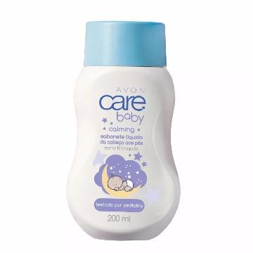 Avon Baby Calming Sabonete Líquido 200ml