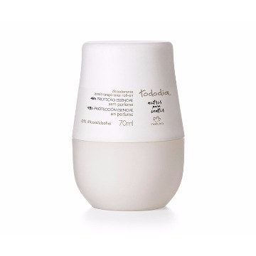Tododia Desodorante Roll-on Sem Perfume