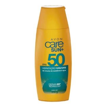 Avon Care Sun+ Protetor Solar FPS 50 - 200g