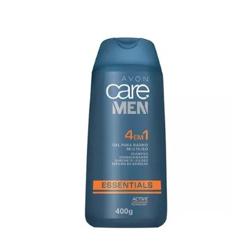 Avon Care Men Essentials Gel para Banho 400g