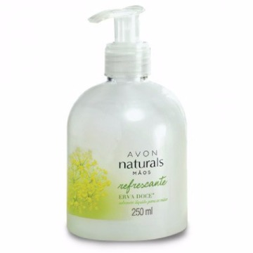 Naturals Erva Doce Sabonete Líquido para Mãos