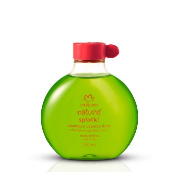 Splack! Shampoo Cabelos Lisos Naturé - 250ml
