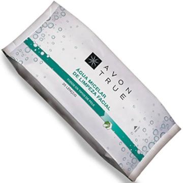 Avon True Lenços de Limpeza Facial 25 unidades
