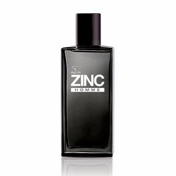Colônia Desodorante Masculina Zinc - 100ml