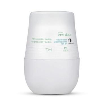 Desodorante Roll-on Natura Erva Doce