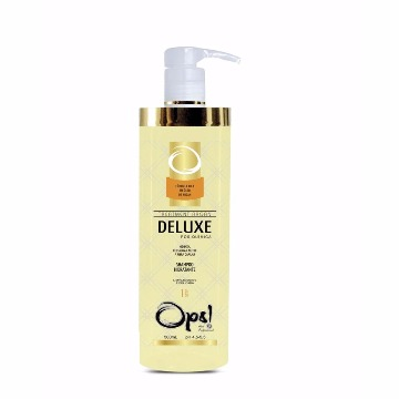 Shampoo Deluxe Pós Química Argan 500ml