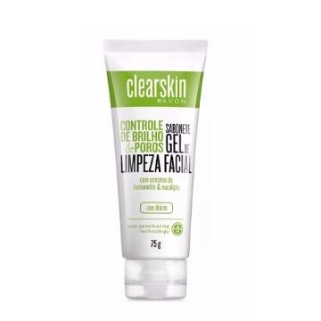 Clearskin Sabonete Facial Esfoliante 75g
