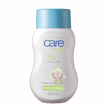 Avon Baby Shampoo 2 em 1 - 200ml