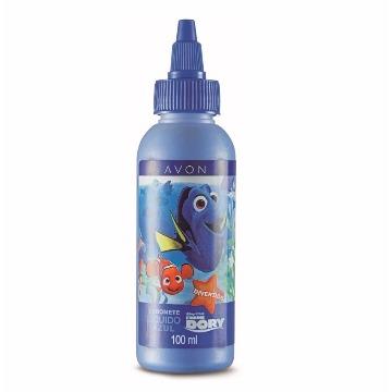 Dory Sabonete Líquido Azul 100ml