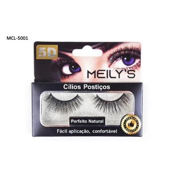 Cílios Postiços 5D Meily's MCL-5001