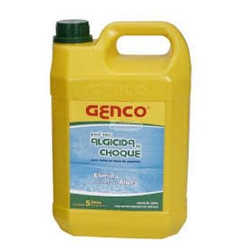 Algicida Choque 5 Lt - Genco