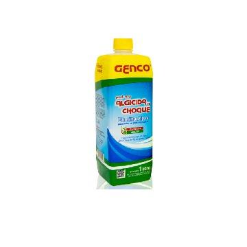 Algicida Choque 1 Lt - Genco