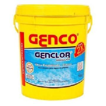 Cloro 10 kg dicloro Genclor - Genco