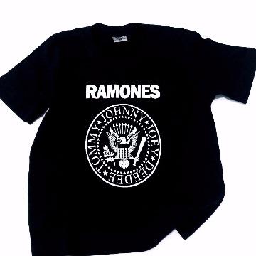 a0dfd063e1d3c Camiseta Infantil Ramones - ROCK FOR KIDS