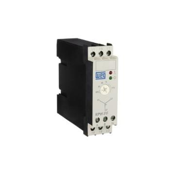 RPW-FFD66 RELE ELETRONICO PROTETOR FALTA DE FASE RPWFFD66 220-240V50/60Hz WEG 08.18