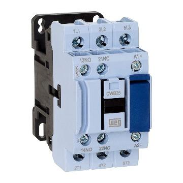 CONTATOR 25 220VAC Código WEG: 12075682 CWB251130D23