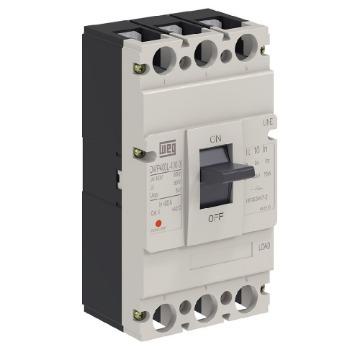 DWP400L-400-3 DISJUNTOR 3P 400A 35KA 380/400VCA WEG