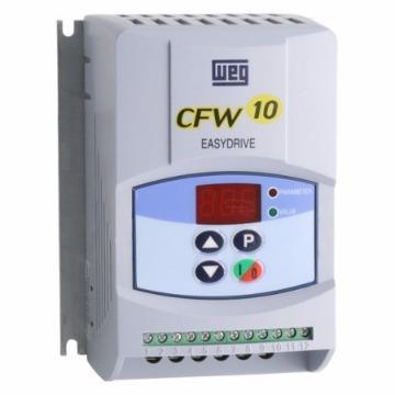 CFW100040S2024PSZ Inversor de Frequência 4A 1CV 220V Monofásico CFW10 10413799 WEG