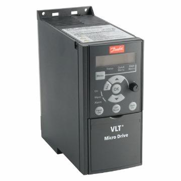 Inversor de Frequencia - Danfoss - VLT FC51 Microdrive 7,5KW 10CV 380V 10,5A Trifasico cod 132F0030