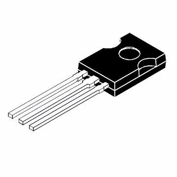 Transistor TRIAC Importado BT134 - TRIAC 600V 4A SOT82-3 - NXP Semiconductors