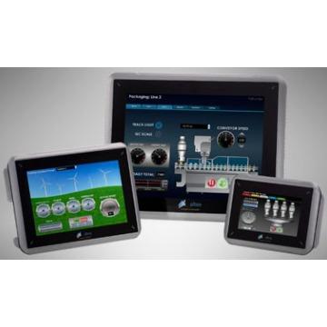 IHM - Terminal de operação colorido T7F-2, gráfico, touchscreen, display 7´´ LCD-TFT - Altus