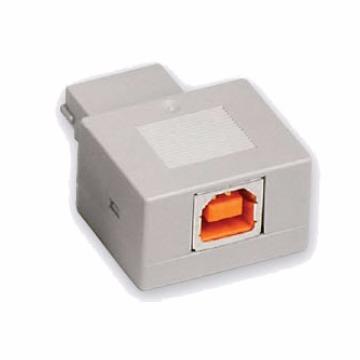 Adaptador USB - código: 2080 USB ADAPTER - UTILIZADO NO CLP Micro810 - ALLEN BRADLEY