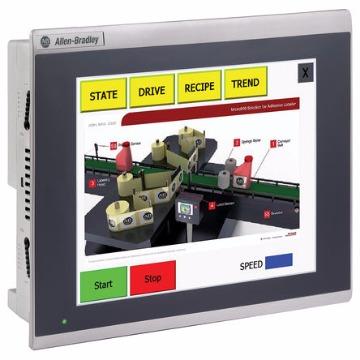 IHM PanelView 800 - 10.4´´ 800 x 600px Touch screen, Eth/Serial - Allen Bradley
