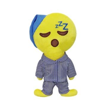 Boneco Emoji Soneca