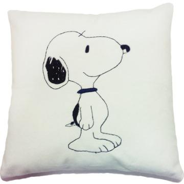 Almofada Snoopy Branco