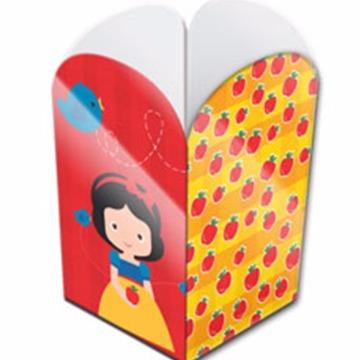 100 Caixas de Pipoca Pequena - 158x270 mm