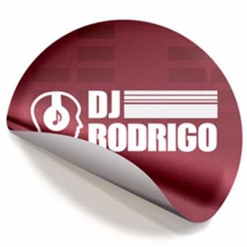 1.000 Adesivo Redondo - 68x68 mm