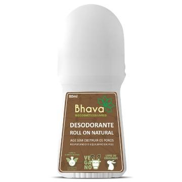 Desodorante natural roll on 80 ml